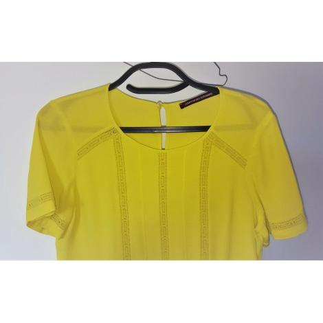 Top, tee-shirt COMPTOIR DES COTONNIERS Jaune