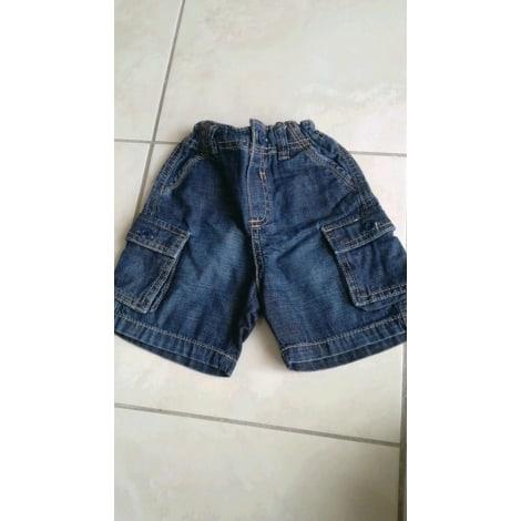 Shorts OBAIBI Blue, navy, turquoise