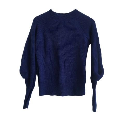 Pull COTÉLAC Bleu, bleu marine, bleu turquoise