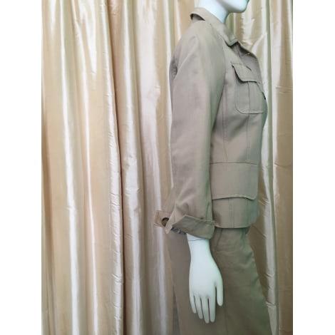 Tailleur pantalon VALENTINO Beige, camel