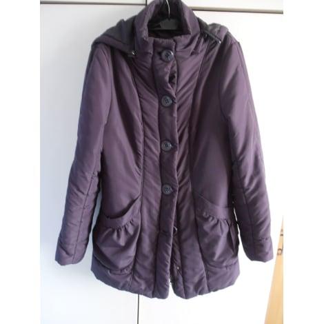 Manteau 3 SUISSES Violet, mauve, lavande