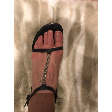 Sandales à talons PLEIN SUD Noir