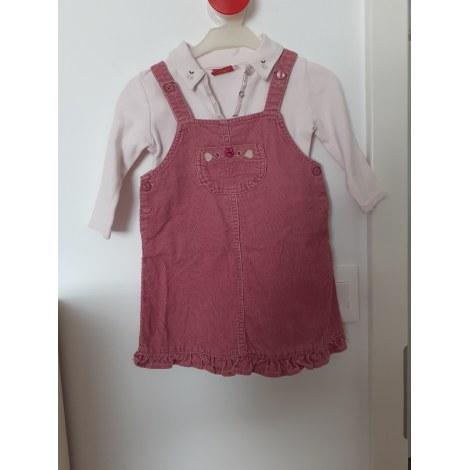 Ensemble & Combinaison pantalon SERGENT MAJOR Rose, fuschia, vieux rose