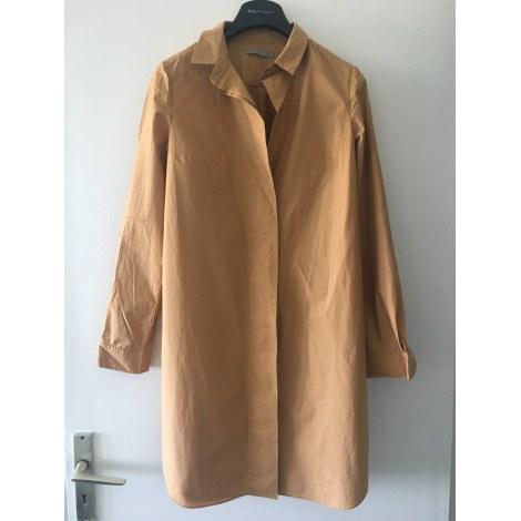 Robe courte COS Beige, camel