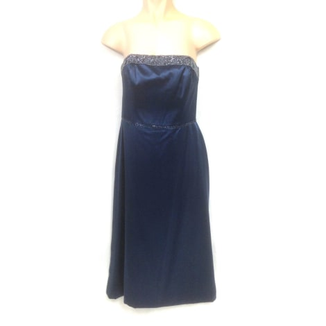 Robe mi-longue MONSOON Bleu, bleu marine, bleu turquoise