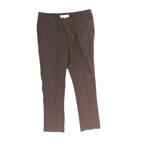 Pantalon droit LES PETITES... Noir