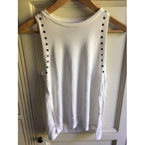 Top, tee-shirt THE KOOPLES Blanc, blanc cassé, écru