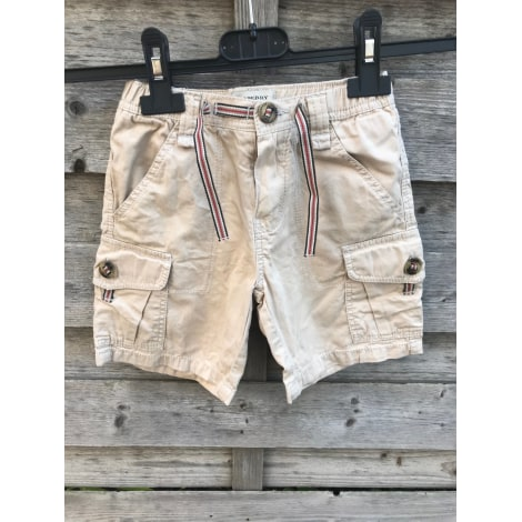Shorts BURBERRY Beige, camel