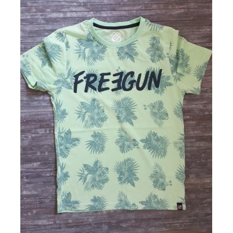 Tee-shirt FREEGUN Vert clair