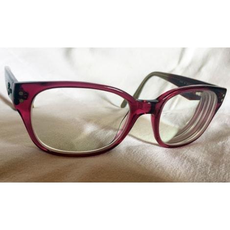 Monture de lunettes GUESS Rouge, bordeaux