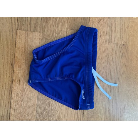 Slip de bain DÉCATHLON Bleu, bleu marine, bleu turquoise