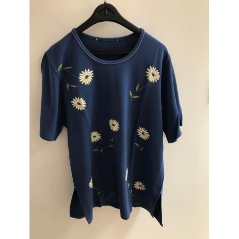 Top, tee-shirt MARGO COLLECTION Bleu, bleu marine, bleu turquoise