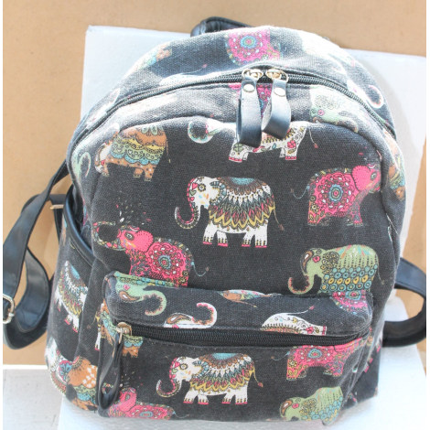 Backpack SWEET MISS Multicolor