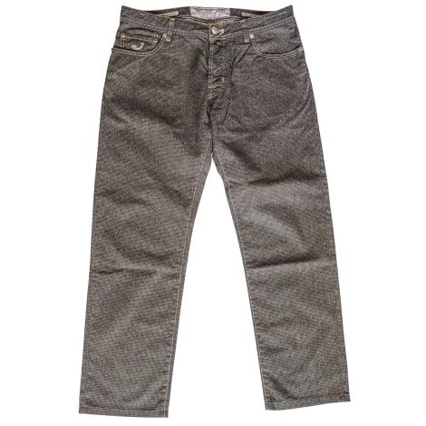 Jeans droit JACOB COHEN Multicouleur