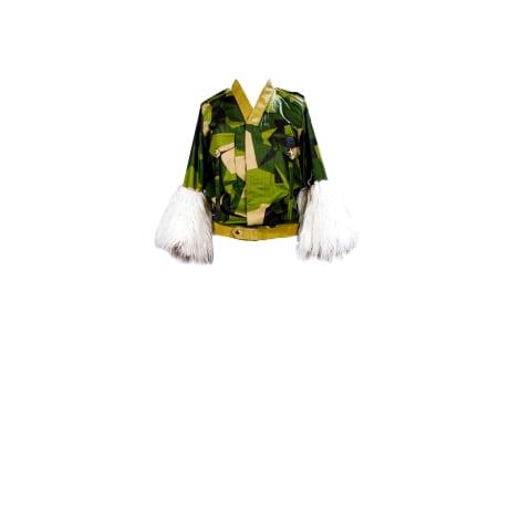 Blouse ALINASOW Vert
