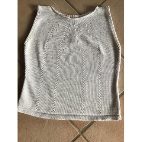 Top, tee-shirt BUGARRI Blanc, blanc cassé, écru