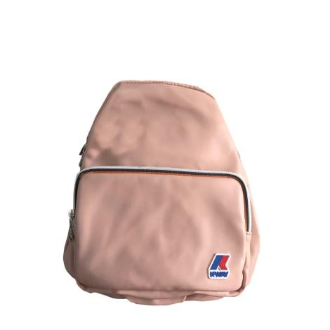 Backpack K-WAY Rosa cipria
