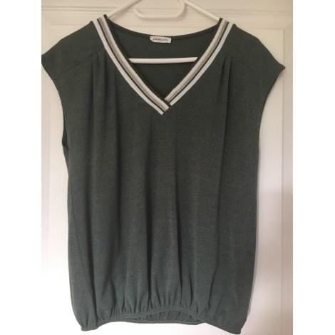 Top, tee-shirt CACHE CACHE Kaki