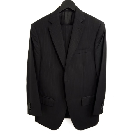 Costume complet VALENTINO Noir