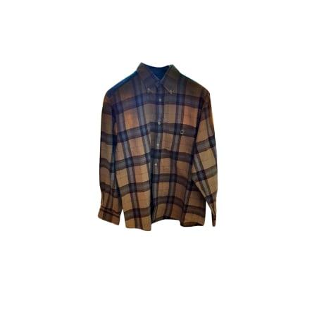 Shirt SERGE BLANCO Beige, camel