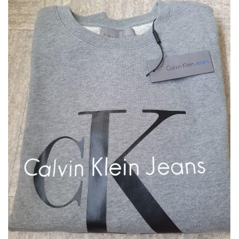 Sweat CALVIN KLEIN Gris, anthracite