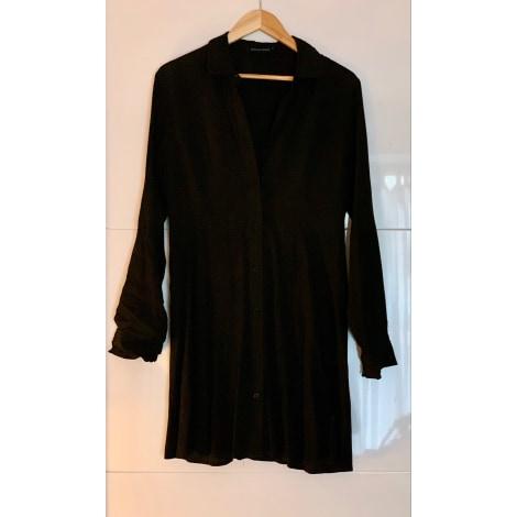 Robe mi-longue MONOPRIX Noir