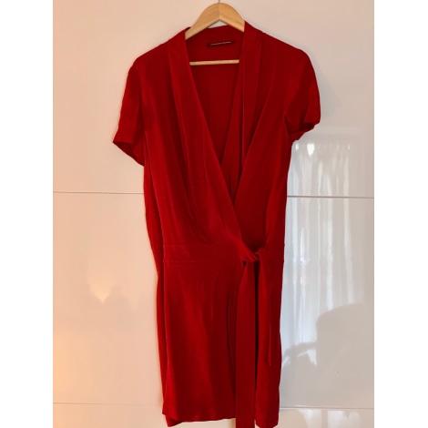 Robe courte COMPTOIR DES COTONNIERS Rouge