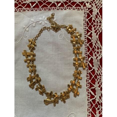 Pendentif, collier pendentif DOLCE VITA Doré, bronze, cuivre