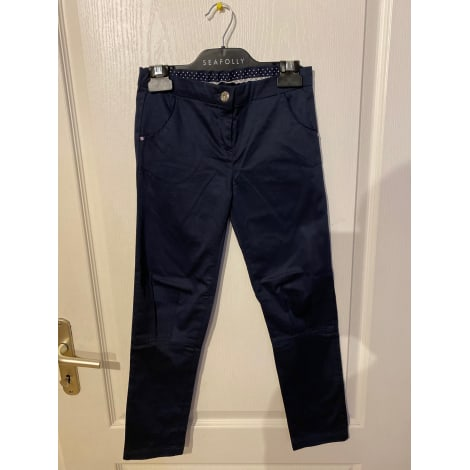 Pantalon CHICCO Bleu, bleu marine, bleu turquoise