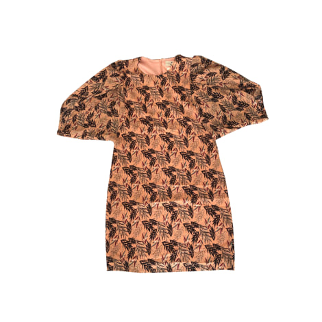 Robe mi-longue ESSENTIEL ANTWERP Beige, camel