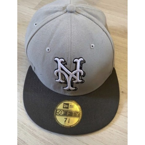 Casquette 59FIFTY Gris, anthracite