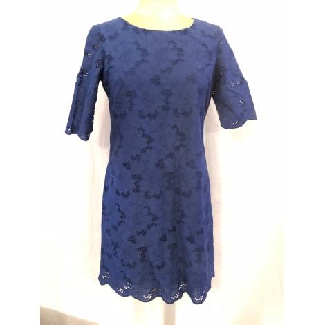 Robe courte CAROLL Bleu, bleu marine, bleu turquoise