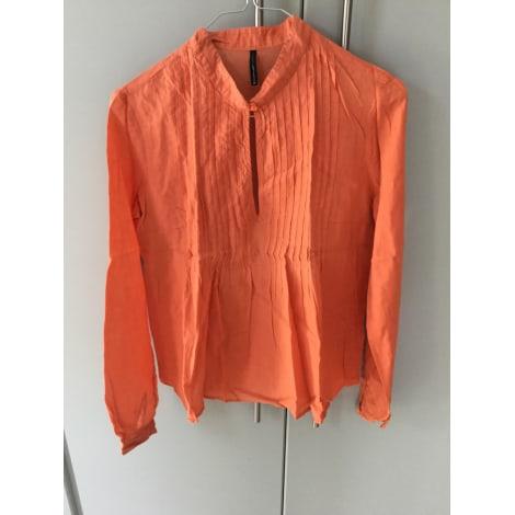 Blouse NAF NAF Orange