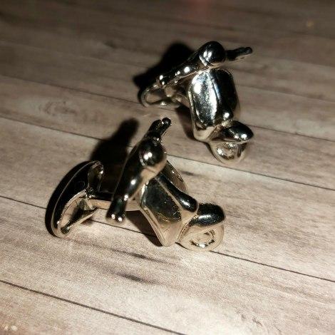 Cufflinks FILIBUSTERO Silver