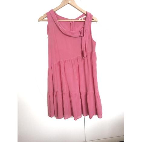 Robe courte BEL AIR Rose, fuschia, vieux rose