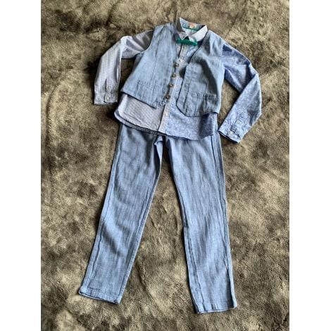 Pants Set, Outfit DU PAREIL AU MÊME DPAM Blue, navy, turquoise