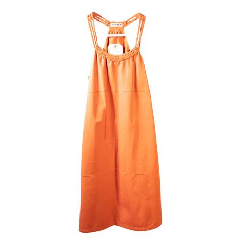 Robe courte MAX & MOI Orange