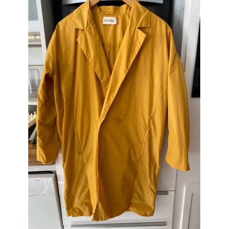 Imperméable, trench AMERICAN VINTAGE Jaune