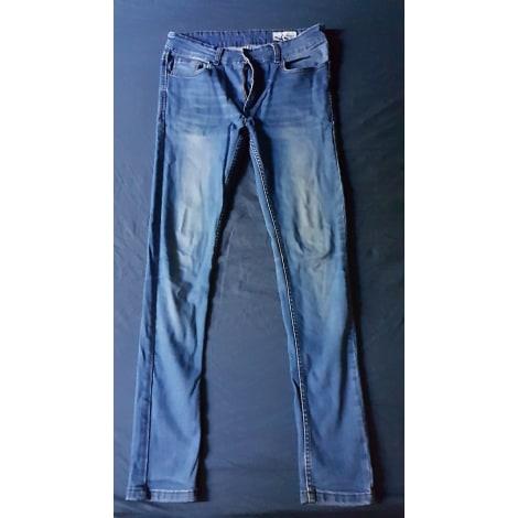 Pantalon PRIMARK Bleu, bleu marine, bleu turquoise