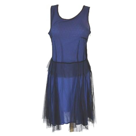 Robe courte SAVE THE QUEEN Bleu, bleu marine, bleu turquoise