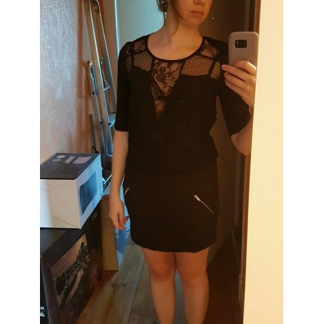 Robe courte CLO&SE Noir