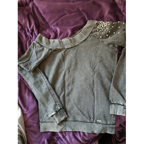 Sweat GUESS Gris, anthracite