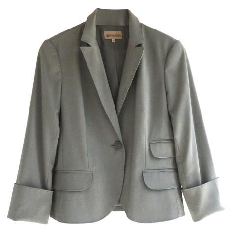 Blazer, veste tailleur ALAIN MANOUKIAN Gris, anthracite