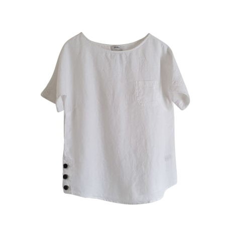 Blouse NICOLE FAHRI White, off-white, ecru