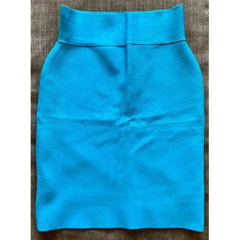 Jupe courte BCBG MAX AZRIA Bleu, bleu marine, bleu turquoise