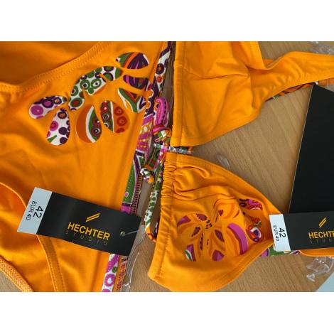 Maillot de bain deux-pièces DANIEL HECHTER Orange