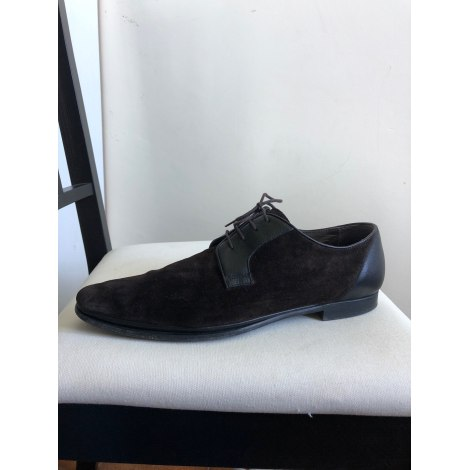 Lace Up Shoes DOLCE & GABBANA Black