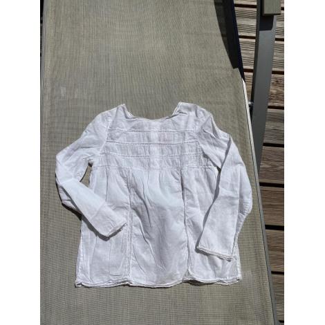 Blouse BONPOINT Blanc, blanc cassé, écru