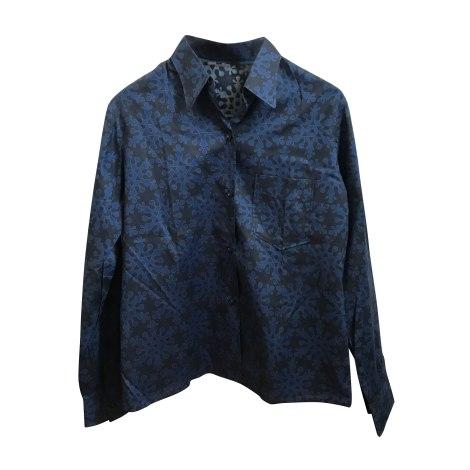 Chemise CACHAREL Bleu, bleu marine, bleu turquoise