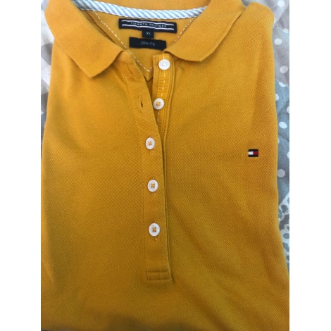 Polo TOMMY HILFIGER Jaune